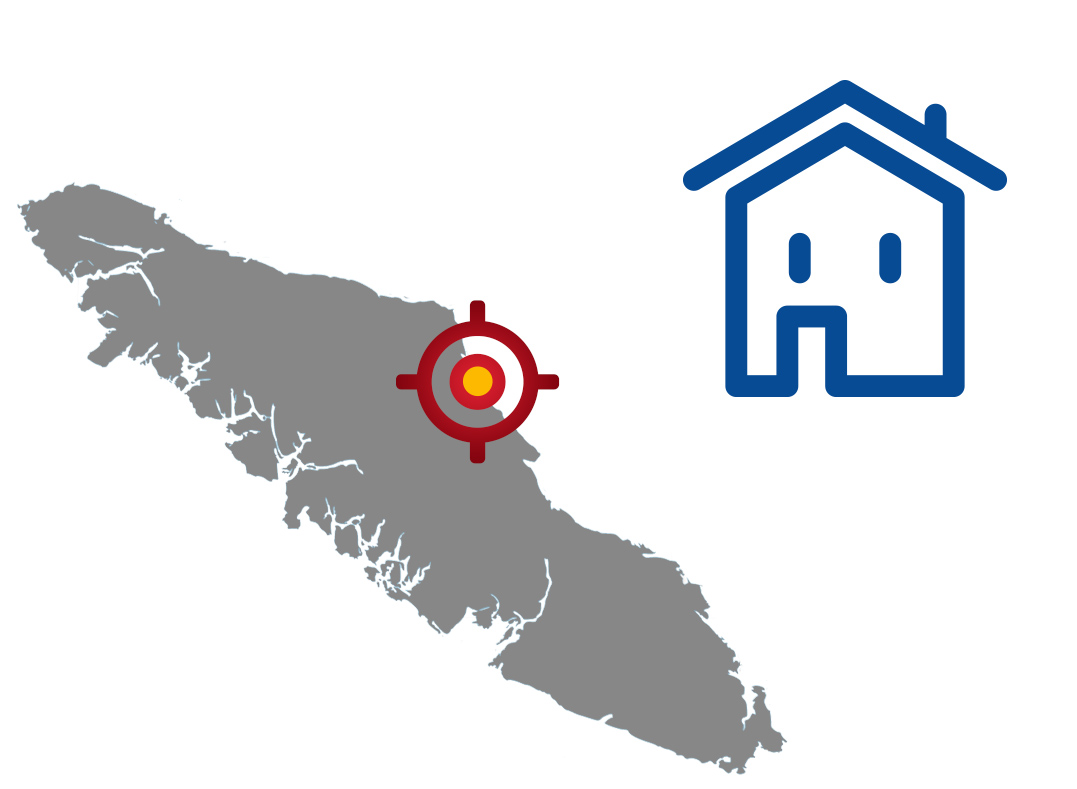 Campbell River Single Family Home Stats